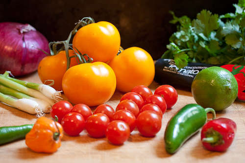 All the secret ingredients of a great salsa
