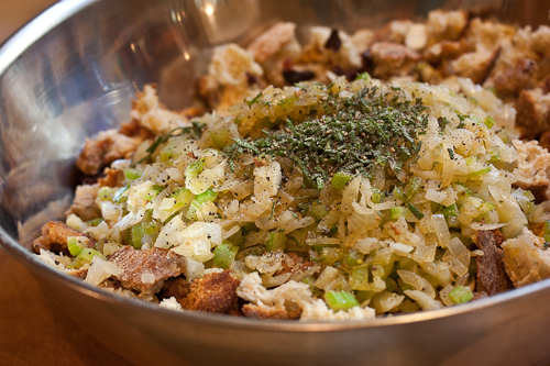 Stuffing is really deceptively simple